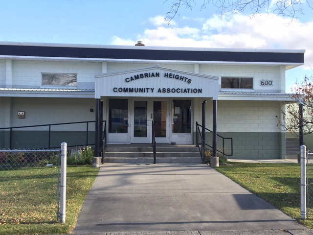 Cambrian Heights Community Hall